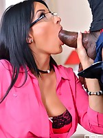 Anissa Kate 	Big Cock Bangs Boss In Office